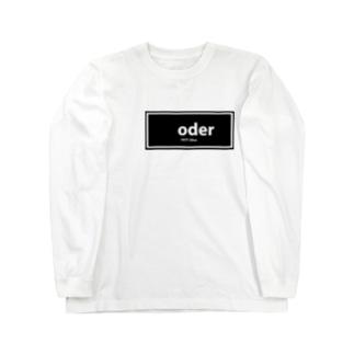 oder oo Long sleeve T-shirts
