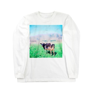 Mow Long sleeve T-shirts