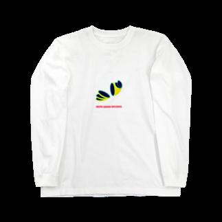 げんきくんのNEON LEMON RECORDS® オフィシャル Long sleeve T-shirts