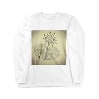 陽花 Long sleeve T-shirts