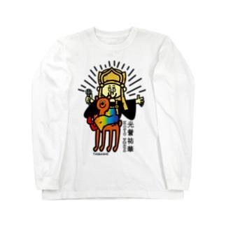 光誉祐華×太画子のコラボT Long sleeve T-shirts