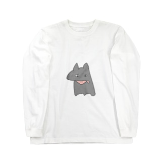 わをん Long sleeve T-shirts