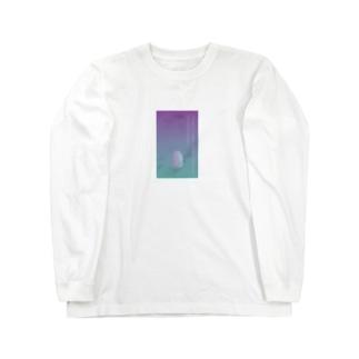未知との遭遇 Long sleeve T-shirts