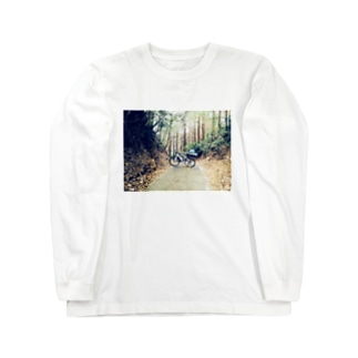 ちょいちょい Long sleeve T-shirts