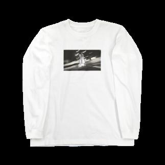 るshopの葛藤うさぎシャツ Long sleeve T-shirts