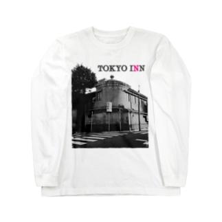 TOKYO INN Long sleeve T-shirts