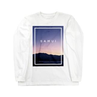 SAMUITATE Long sleeve T-shirts