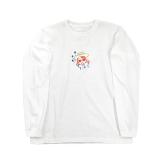 こめさん Long sleeve T-shirts