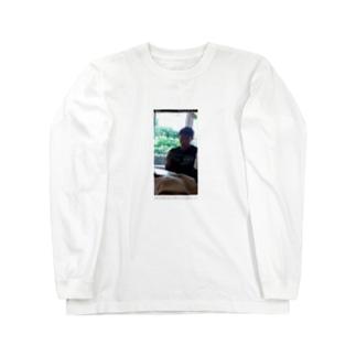かくT) Long sleeve T-shirts