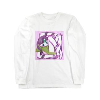 ワンルーム Long sleeve T-shirts