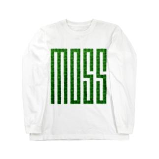 ミズクサT→ウィローモス Long sleeve T-shirts