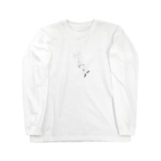 絶妙な服のセンス Long sleeve T-shirts