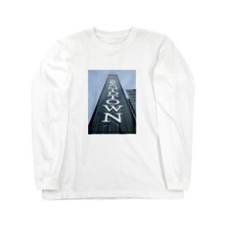 ミッドタウン Long sleeve T-shirts