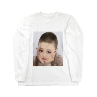 丸坊主 Long sleeve T-shirts