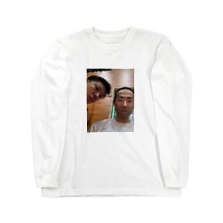 金子 Long sleeve T-shirts