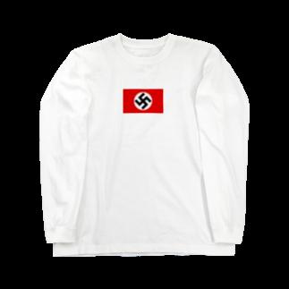 Negiccoのハーケンクロイツ Long sleeve T-shirts