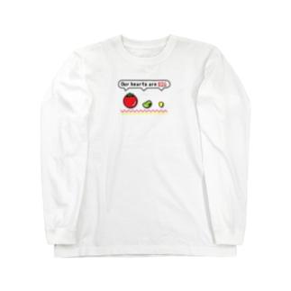 ちびーず Long sleeve T-shirts