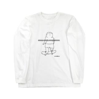坊ちゃん Long sleeve T-shirts