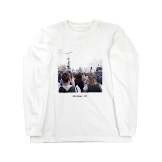 Oktober.01/Munich,Germany Long sleeve T-shirts
