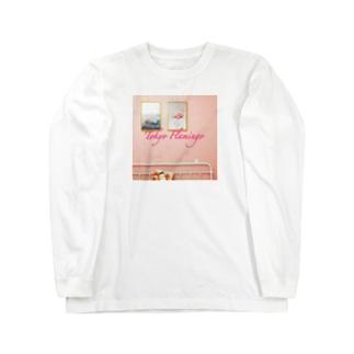 TYO Flamingo (GTC exclusive) Long sleeve T-shirts
