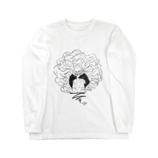 ランプの魔人 Long sleeve T-shirts