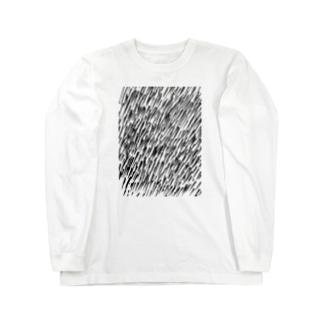 雨 Long sleeve T-shirts