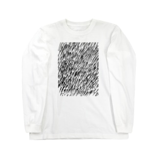 雨 Long sleeve T-shirts