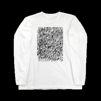 マグダラのヒカル@堕天使垢の雨 Long sleeve T-shirts