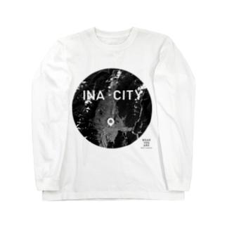 長野県 伊那市 ロングスリーブTシャツ Long sleeve T-shirts
