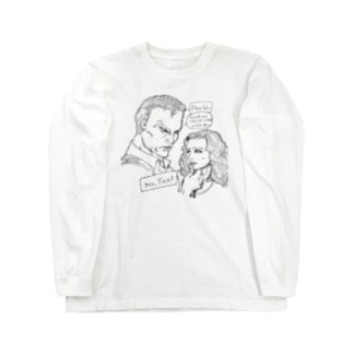 No.Tnx! Long sleeve T-shirts