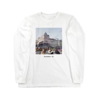 Novembr.02 / Budapest, Hungary Long sleeve T-shirts
