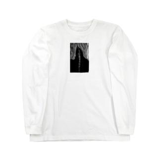 【肴】無喃 Long sleeve T-shirts