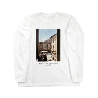 Aprile .26/ Amalfi,italia Long sleeve T-shirts