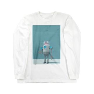 VoxelArt-ROBOT- Long sleeve T-shirts