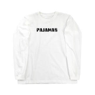 PAJAMAS Long sleeve T-shirts