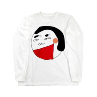 おもて Long sleeve T-shirts