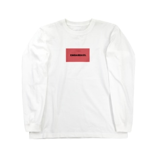 EMBARRASSMENT Long sleeve T-shirts