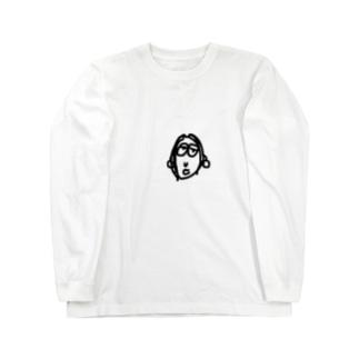 ねむいよ Long sleeve T-shirts