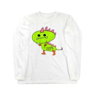 パリゴンロングスリーブTシャツ(全14色) Long sleeve T-shirts