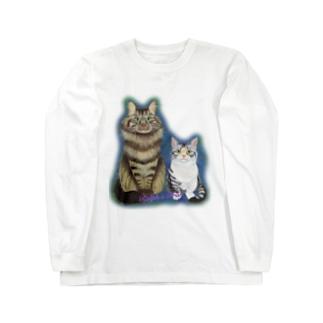 ラルフとフラン Long sleeve T-shirts