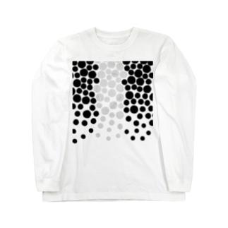 アジアコショウダイ Long sleeve T-shirts