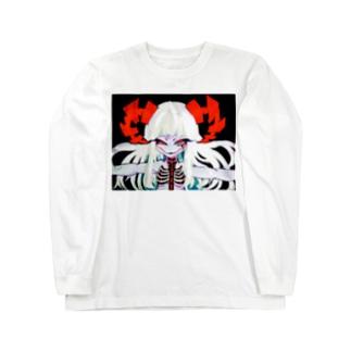 アヤメロ Long sleeve T-shirts