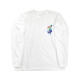 犬丸ソーダくん Long sleeve T-shirts