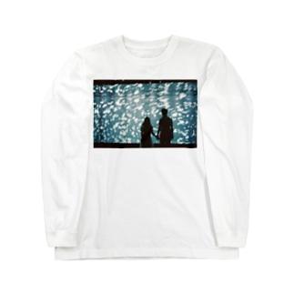 sayonara Long sleeve T-shirts