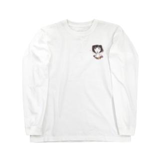 秋の転校生 Long sleeve T-shirts