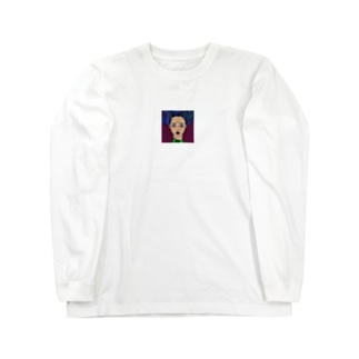 Halloween Taste Mermaid  Long sleeve T-shirts