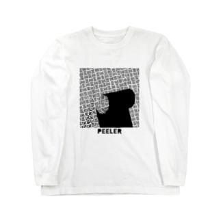 PEELER-07(C) Long sleeve T-shirts