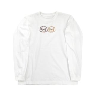 あぽここ Long sleeve T-shirts