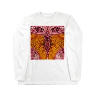 トラッカー Long sleeve T-shirts