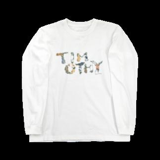 SCHINAKO'SのTIMOTHY Long sleeve T-shirts